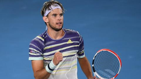 Thiem beats Zverev to reach 1st Australian Open final