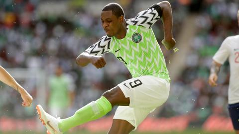 Man United fills striker void by signing Ighalo from China