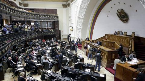 Venezuelan congress passes law to speed up recall referendums