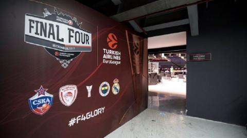 EuroLeague Final Four tips off in Istanbul