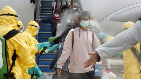 Virus deaths in China rise to 361, exceeding SARS mainland toll