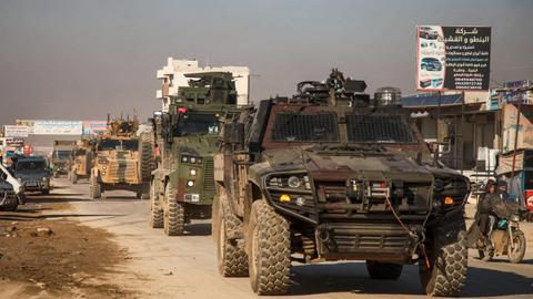 Syria regime shelling kills four Turkish soldiers, wounds nine in Idlib