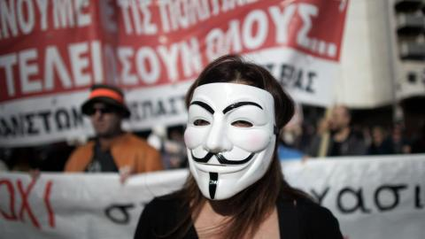 Seven things to know about Greece's new austerity protests