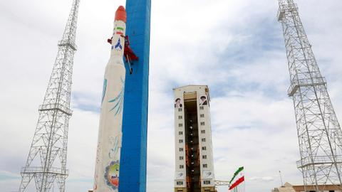 Iran to launch satellite that US links to ballistic missiles