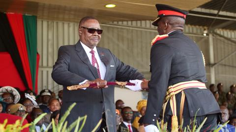 Malawi court cancels presidential election result, orders new vote
