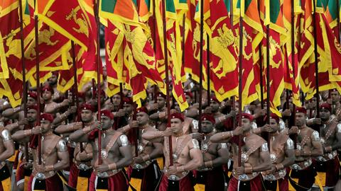 Sri Lanka scraps Tamil national anthem at Independence Day