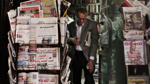 Egypt intends to extend law to make journalism a crime