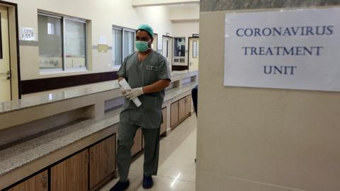 Is Pakistan, China's key ally, ready to tackle coronavirus cases?