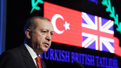 Will Brexit favour Turkey's relations with Europe?