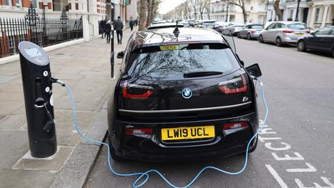 Britain to ban new petrol and hybrid cars from 2035