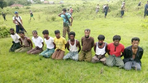 UN fails to agree on action over order against Myanmar on Rohingyas