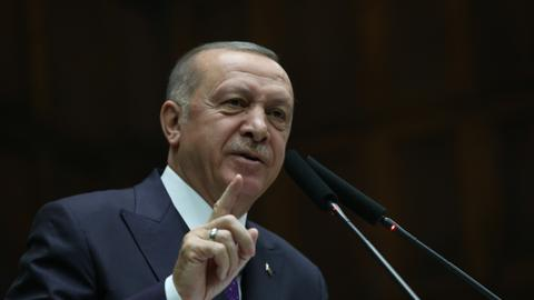 Assad must leave Turkey's Idlib posts alone – Erdogan