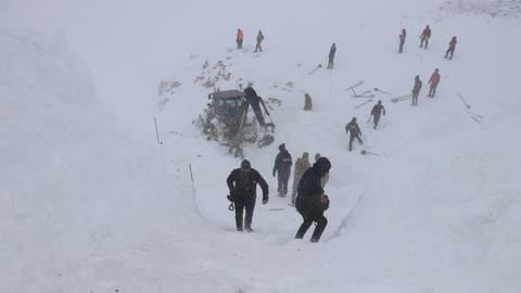 Second avalanche kills 23 people, buries a dozen more in Turkey's Van