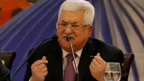 Is the Palestinian Authority on the verge of collapse?