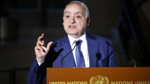 UN envoy reports 'progress' in Libya rival talks