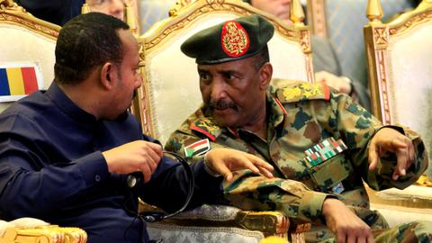 Sudan made no promises to 'normalising ties' with Israel