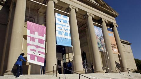 US museum targets gender gap by acquiring only works by women