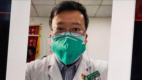 Chinese public mourns death of Dr Li Wenliang