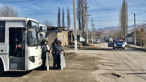 Overnight brawl in Kazakhstan leaves eight dead, scores wounded