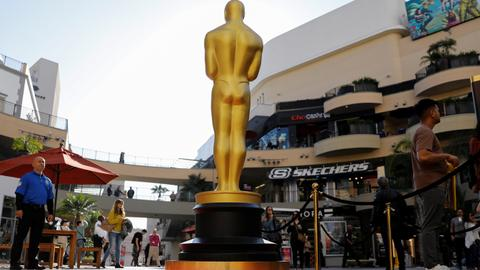 Why are the Oscars (still) so white?