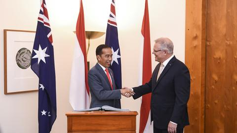 Australia, Indonesia move to implement trade deal