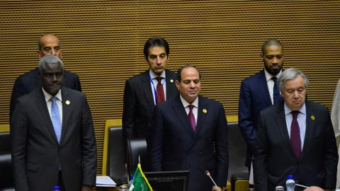 Can the African Union 'silence guns'?