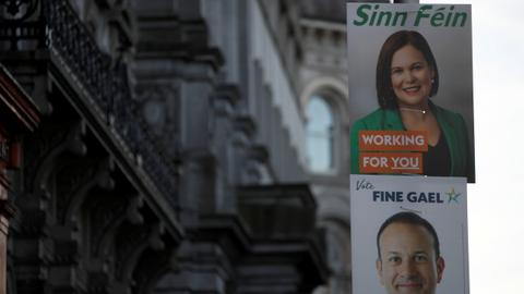 Sinn Fein's election victory in Ireland is a 'seismic shift'