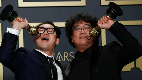 Ratings for Sunday's Oscars on ABC fall to all-time low