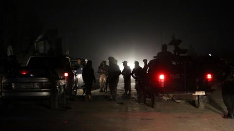 Suicide attack in Afghan capital Kabul leaves civilian casualties