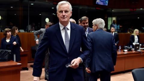 EU's Barnier gets green light for Brexit talks