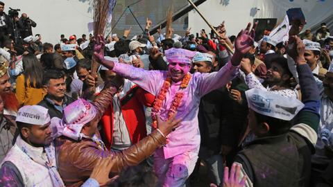 Delhi elections: Why India's ruling BJP faced a humiliating defeat