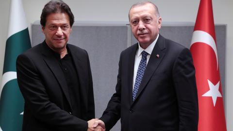 Beyond fault lines: President Erdogan in Pakistan