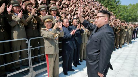 North Korea accused of breaching South Korean border