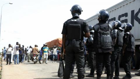 Three ex-rebel fighters killed by police in Ivory Coast