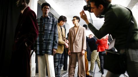 London Fashion Week opens under shadow of novel coronavirus