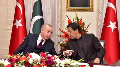 Turkey, Pakistan sign a string of memorandums of understanding
