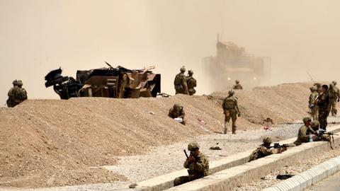US, Taliban reach Afghanistan truce agreement - US official