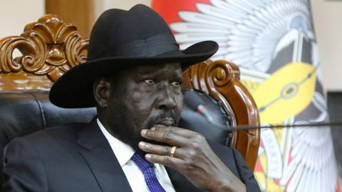 S Sudan cuts number of states in key peace compromise
