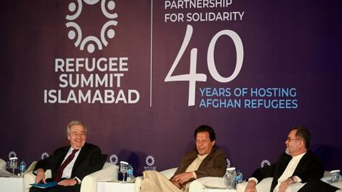 Pakistan and UN host special summit on future of Afghan refugees