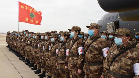 China may postpone annual congress as virus toll tops 1,800