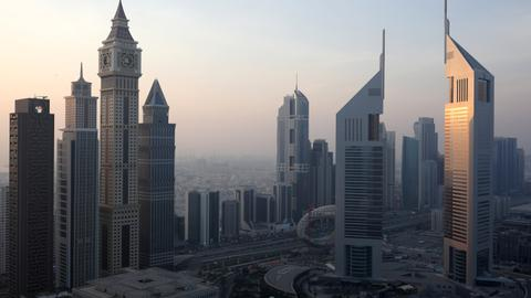 Is the UAE a bastion of money laundering?