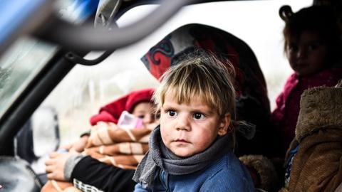 Regime blitz in northwest Syria displaced 900,000 – UN