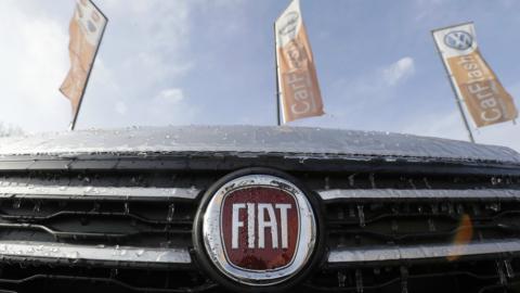 Fiat Chrysler faces lawsuit over emissions