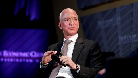 Amazon's Bezos pledges $10b to climate change fight