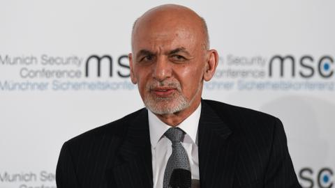 Ghani named winner of Afghan poll as rival Abdullah rejects results
