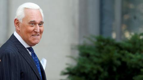 US court refuses to delay sentencing of Trump ally Roger Stone