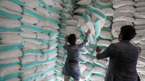 UN says Houthi rebels impeding aid flow in Yemen