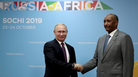 Russia's influence deepens as Sudan remains ignored by western powers