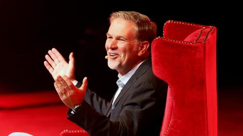 Netflix CEO's new book to shed light on streaming giant's work culture
