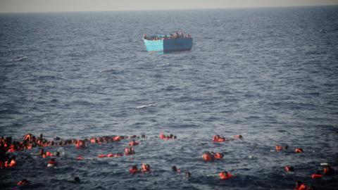 At least 30 migrants dead in Mediterranean